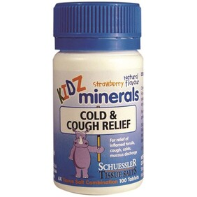Cold & Cough Kids Minerals