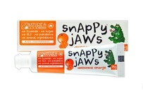 Snappy Jaws Awesome OrangeToothpaste