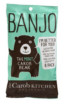 Mint Banjo Bear 8pk