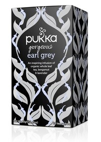 Earl Grey Pukka Tea Bags