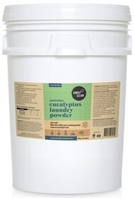 Bulk Euclyptus Laundry Powder