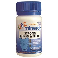 Strong Bones & Teeth Kidz Minerals