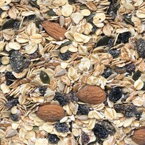 Fruit Nut Muesli