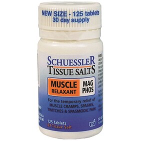 Scheusslar Mag Phos Muscle Relaxant