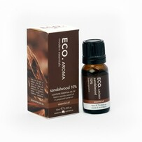 Sandalwood Essential oil (10%)