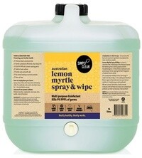 Lemon Myrtle Spray Wipe