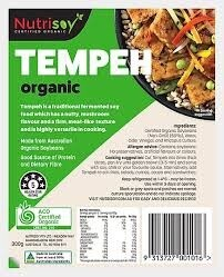 Plain Green Tempeh