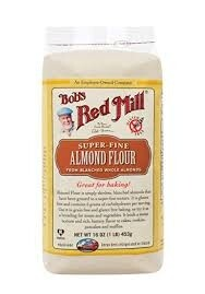 Gluten Free Almond Meal Blanched