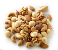 Premium Roasted Unsalted Nut Mix