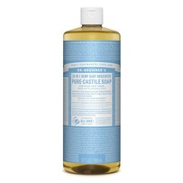 Baby/Unscented Pure castille soap liquid 943ml