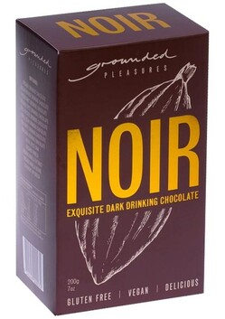 Noir Dark Drinking Chocolate