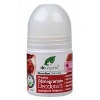 Organic Pomegranate Deoderant Roll on
