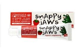 Snappy Jaws Ripper Raspberry Toothpaste