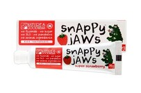 Snappy Jaws Super Strawberry Toothpaste
